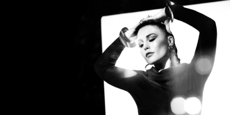 Rising British star Jessie Ware. Photo / Supplied