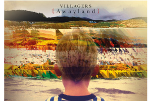 {Awayland} album cover by Villagers. Photo / Supplied