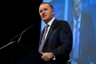 John Key says New Zealand has to be a magnet for investment. Photo / Brett Phibbs