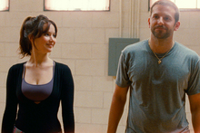 Jennifer Lawrence and Bradley Cooper play two distrubed characte