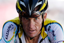 Lance Armstrong may face prosecution for perjury. Photo / AP