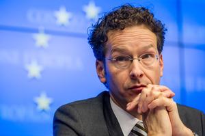 Jeroen Dijsselbloem. Photo / AP