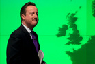 David Cameron's move means Britain is likely to be convulsed by years of uncertainty. Photo / AP