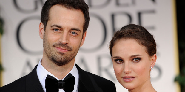 Natalie Portman is moving to Paris with her French boyfriend, Benjamin Millepied. Photo / AP