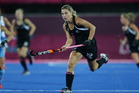 All Black captain Richie McCaw is dating Black Sticks player Gemma Flynn. Photo / Brett Phibbs 