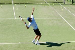 New Zealand Davis Cup tennis player Matt Simpson. Photo / Paul Estcourt