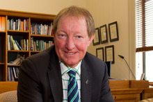 Nick Smith told the <i>Herald</i> he had no knowledge of what the reshuffle held for him. Photo / Mark Mitchell