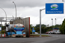 Fonterra Shareholders Fund units rose 8c to $7.31. Photo / Sarah Ivey