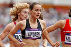 Lucy van Dalen was the first Kiwi woman since 2000 to represent NZ in an Olympic 1500m. Photo / Mark Mitchell