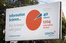 Health software company Orion Health. Photo / Natalie Slade