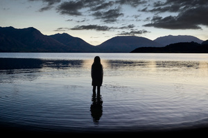 A scene from Jane Campion's Top of The Lake.