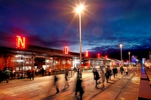 Britomart and Wynyard Quarter are lively precincts and the perfect backdrop for events. Photo / Supplied