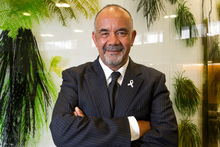 Te Ururoa Flavell. Photo / Mark Mitchell
