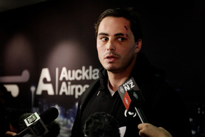 Zac Guildford vowed to stop drinking for a year after the 2011 Rarotonga incident. Photo/ Sarah Ivey