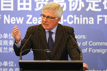 Tim Groser is said to be one of three front-runners for the hotly contested role of WTO director-general. Photo / Greg Bowker