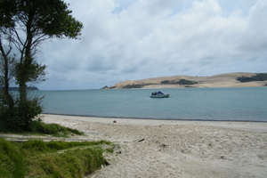 Hokianga harbour in Opononi. Photo / Supplied