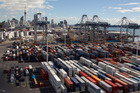 NZ's overall risk profile was linked to a decline in export prices. Photo / Brett Phibbs