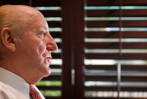 Jim Delegat, Managing Director of Delegat's. Photo / NZ Herald