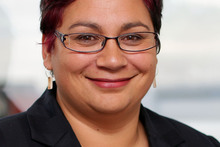 Metiria Turei has been given the rare honour of being allowed to talk at Ratana, the first time a Green Party co-leader has spoken at the marae. File photo / Herald on Sunday 