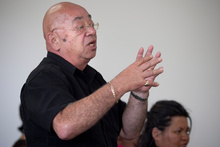 Kaitaia pastor Eric Reid has lost his job and status. Photo / File