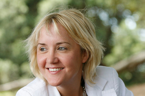 Nikki Kaye says New Zealand has an opportunity to lead the world in digital education. Picture / Chris Skelton
