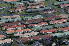 Under the Greens' progressive home ownership model, the Crown would build houses for up to $300,000 which families would live in, and eventually own if they chose to. Photo / Brett Phibbs