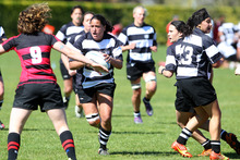 Former Black Ferns coach Dale Atkins believes the NZRU pays lip service to the women's programme, without backing it up with any meaningful investment. Photo / Duncan Brown