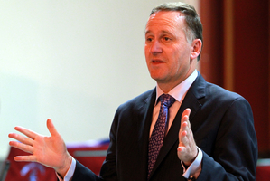 Prime Minister John Key announced his Cabinet today. Photo / NZ Herald