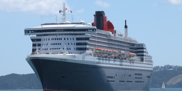 The Queen Mary 2. Photo /