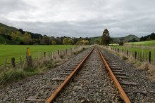 The Napier-Gisborne rail line. Photo / Supplied
