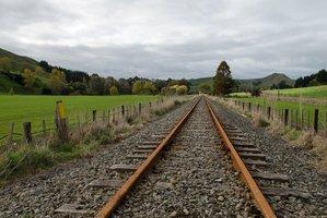 The Napier-Gisborne rail line. Photo / Supplied