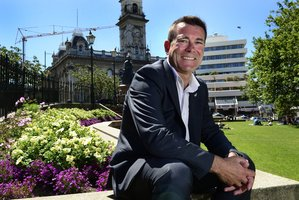 Michael Woodhouse has spent all of his second term in the highly demanding job of chief Government whip. Picture / Otago Daily Times