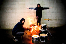 Japandroids. Photo / Supplied