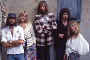 Mick Fleetwood says Rumours still stands up as a great record, 35 years after it was made. Photo / Supplied