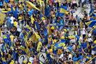 Boca Juniors fans. Photo / Supplied