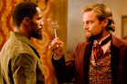 Jamie Foxx and Leonardo DiCaprio in Django Unchained. Photo/supplied