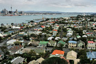 Auckland homes are still unaffordable when compared with many world cities, says a new report. Photo / NZ Herald