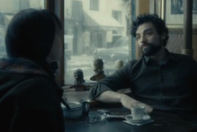 Oscar Isaac and Carey Mulligan in the trailer for Inside Llewyn Davis.