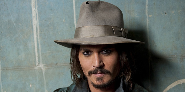 Johnny Depp. Photo/file