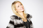 Paris Hilton poses at the Sundance Film Festival. Photo/AP