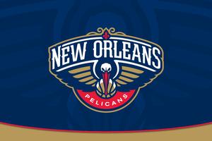 The New Orleans Pelicans logo. Nba.com