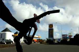 Petrol prices are nearing a record high. Photo/File