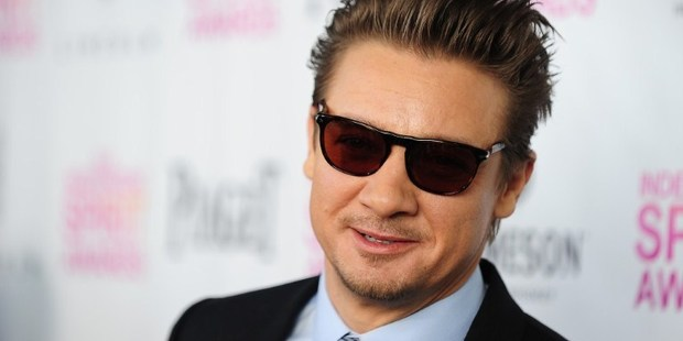 Jeremy Renner is delighted that he is becoming a dad. Photo / AFP