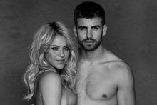 Shakira and Gerard Pique. Photo/AP