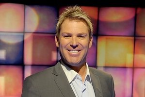 Shane Warne. Photo / Supplied