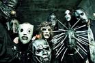 Slipknot. Photo/supplied