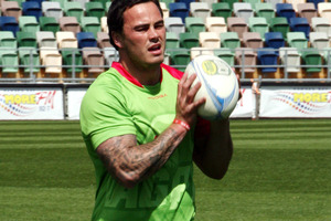 Zac Guildford. Photo / Hawkes Bay Today