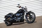 Harley Davidson Breakout. Photo / Jacqui Madelin