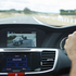 Blind spot cameras are becoming a popular option as seen here in the new Honda Accord.