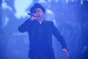 Timberlake's latest is worth a listen, though it lacks heart. Photo / AP